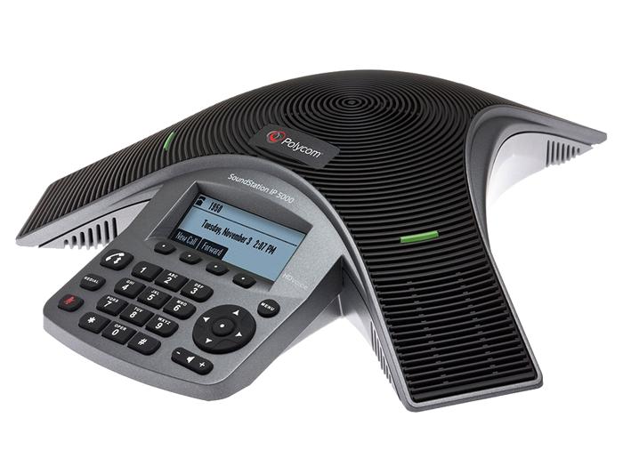 Polycom SoundStation IP5000 IP Conference Phone