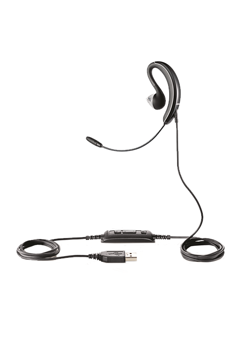 Jabra UC Voice™ 250 Earhook (2507-829-209)