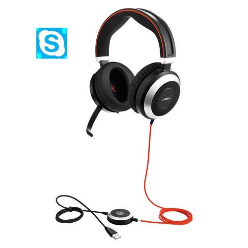 Jabra Evolve 80 MS Stereo (7899-823-109)