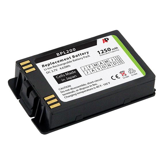 Ghekko - Spectralink BPL200 Extended Battery supplier