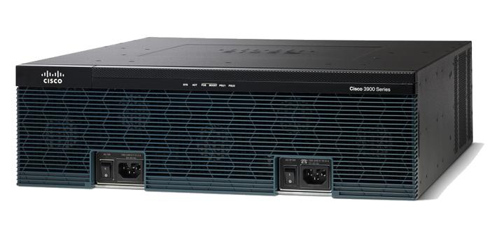 Cisco 3945E/K9 - Ghekko router provider