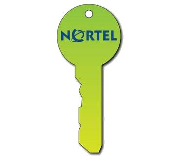 Nortel BCM50 4GATI+12DS+8V Authorization code