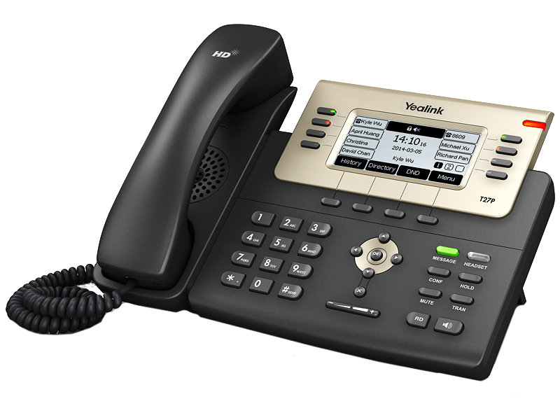 Yealink T27P IP Phone