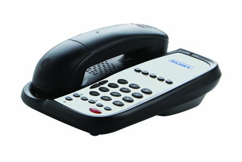 Teledex I Series A105S Black