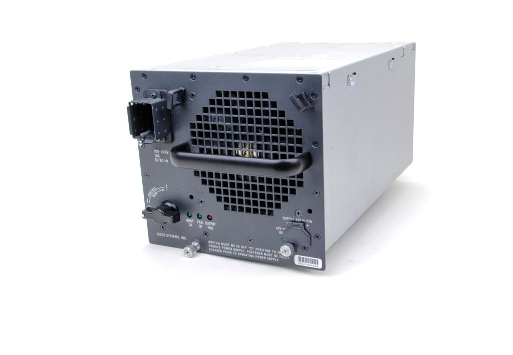 Cisco 3000 W AC-Input Power Supply