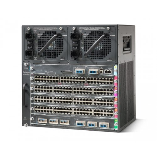 Cisco Catalyst 4500E 6-Slot Chassis