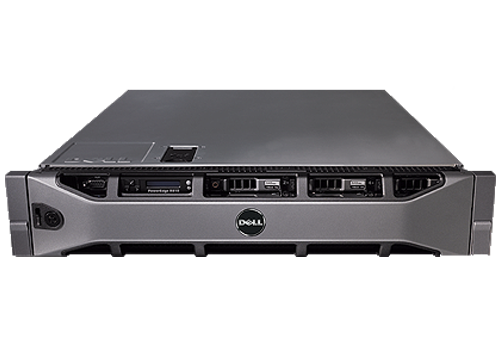 Dell PowerEdge R810 server