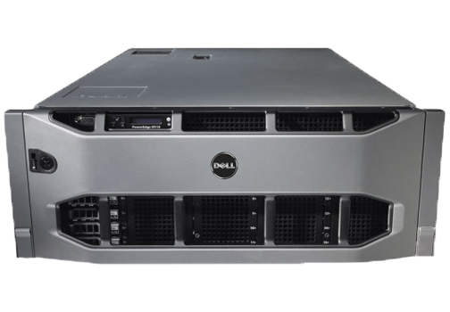 server supplier Dell PowerEdge R910