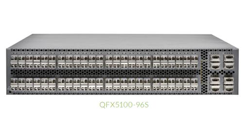 Juniper QFX5100 Series new