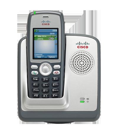 Cisco DECT IP Phone 7925G (CP-7925G-E-K9)