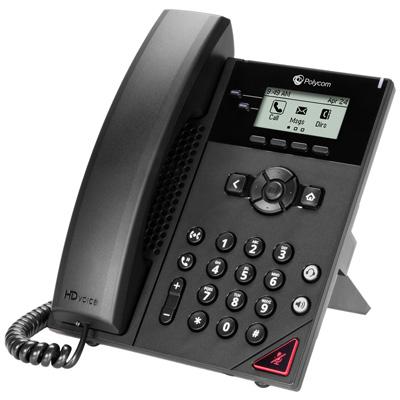 Polycom VVX 150 IP Phone (2200-48810-025) - Ghekko