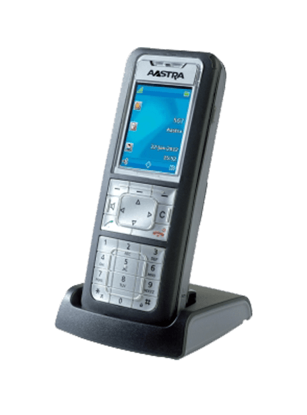 Aastra 632D SIP DECT Handset (80E00013AAA-A)